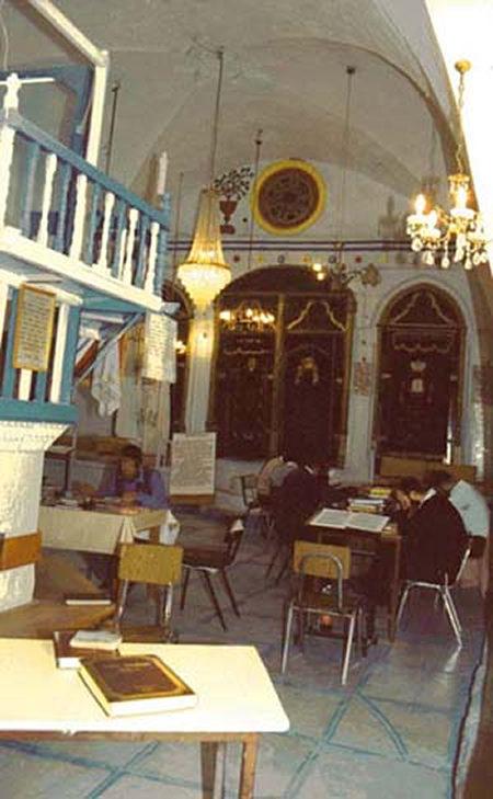The Ari-Sephardi Shul